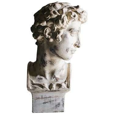 REF : PLA21 LARGE DAVID BUST