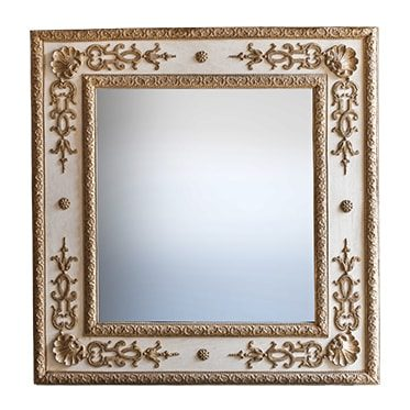REF : M18 BIS LOUIS XIV BERAIN MIRROR WITHOUT TOP