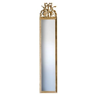 REF : M39 NARROW LOUIS XVI MUSIC MIRRORS