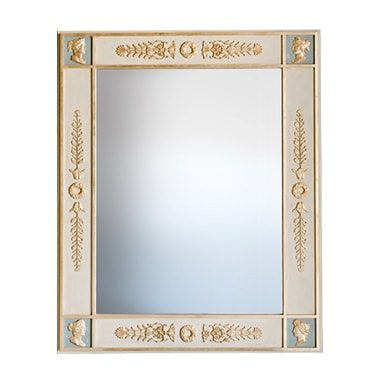 REF : M4 PROFILES MIRROR BEIGE AND GREEN