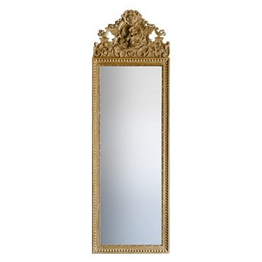 REF : M44 LOUIS XIV ARMOR MIRROR, GOLD