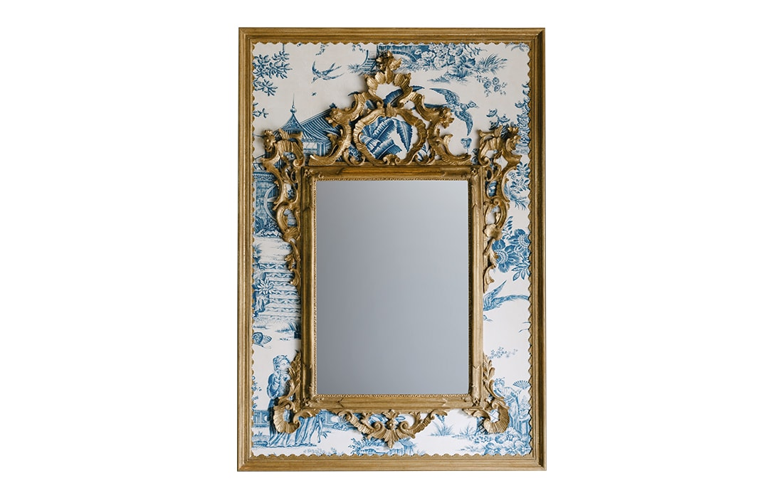 Ref M47 Large Venetian Mirror On, Long Narrow Venetian Mirror