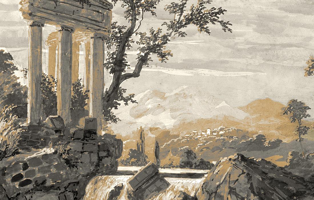 Panoramic wallpapers