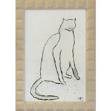 REF : G71 THE CAT, BEIGE