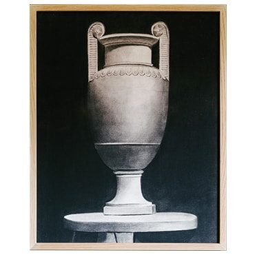 REF : G92 DESSIN DE VASE ANTIQUE